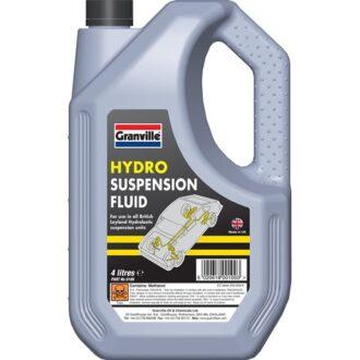 Hydro Suspension Fluid – 4 Litre