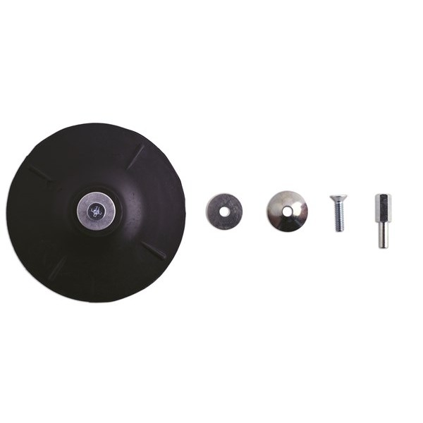 Rubber Backing Pad – 125mm