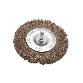 Wire Brush – Flat Type – 4in./100mm