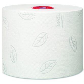 2 Ply Advanced Toilet Rolls – White – 27 Rolls of 100m