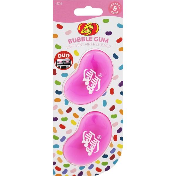 Bubblegum – Mini Vent 3D Gel – Duo Pack