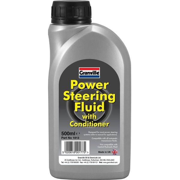Power Steering Fluid & Conditioner – 500ml