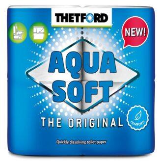 Aqua Soft Toilet Rolls – Pack of 4
