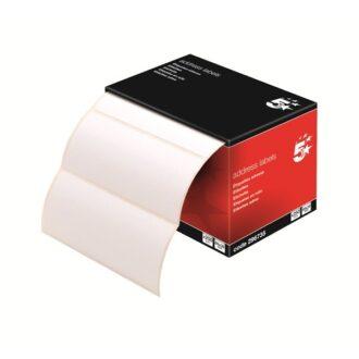 Address Labels – 89 x 36mm – Box of 250