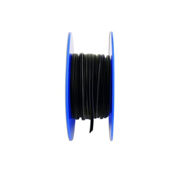 Twin Core Speaker Cable – 2 x 12/0.2mm – Black/White – 30m – 2A