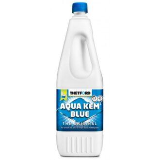Aqua Kem Blue Toilet Fluid – 2 Litre