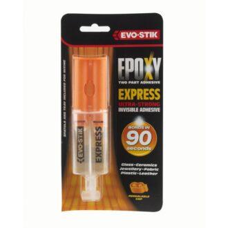 Evo-Stik Epoxy Rapid – 2 x 15ml Tubes
