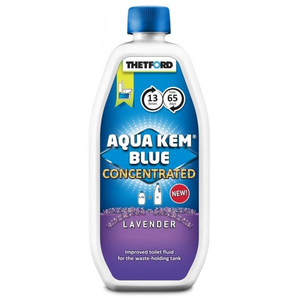 Aqua Kem Blue Lavender Toilet Fluid Concentrate – 780ml