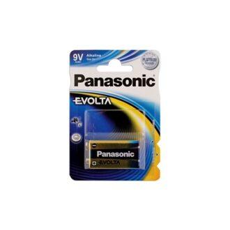 Evolta PP3 9V Battery – 12 Blister Packs of 1