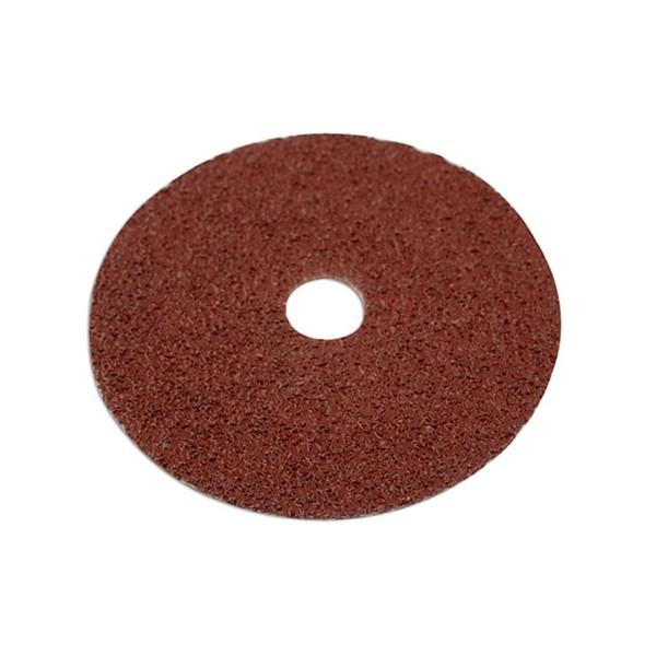 Fibre Sanding Discs – P60 – 115mm – Pack Of 25