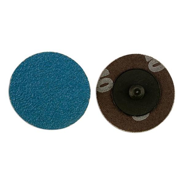 Quick Lock Sanding Discs – P120 – 50mm – Pack Of 25