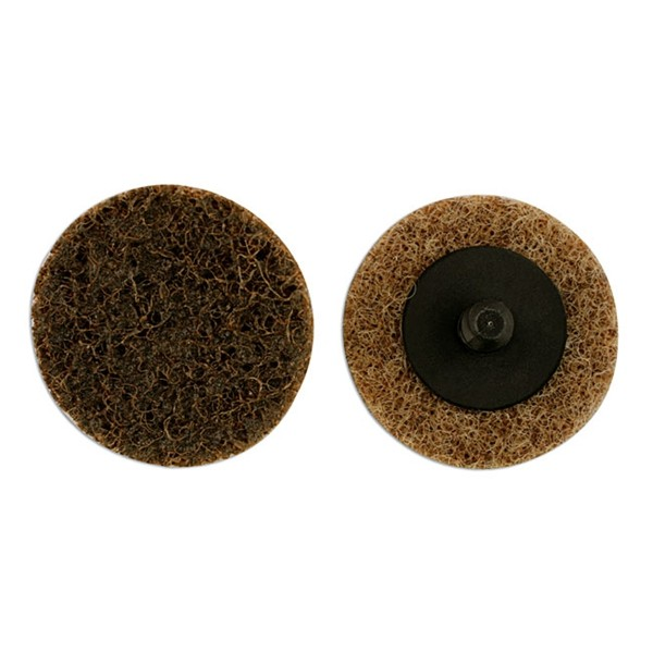 Polirico Quick Lock Discs – 50mm Coarse – Pack Of 25