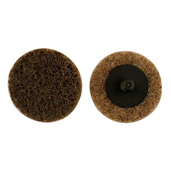 Polirico Quick Lock Discs – 50mm Medium – Pack Of 25