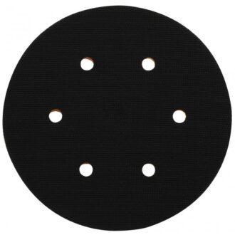 Backing Pad – 6 Hole Hook and loop – Single