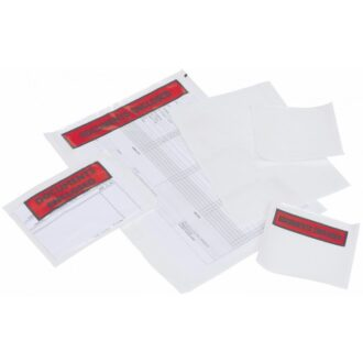 A5 Documents Enclosed Packing List Envelopes – Pack of 1000