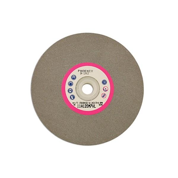 Bench Grinding Wheel – Aluminium – P120 – 150mm