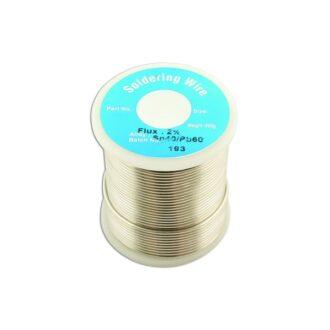 Solder Wire – 10 SWG 3.25mm – 0.5kg Reel