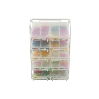 Assorted Box Rack – 10 Boxes