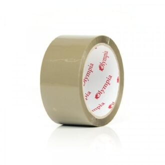 Parcel Tape – Brown – 50mm x 66m – Pack of 36