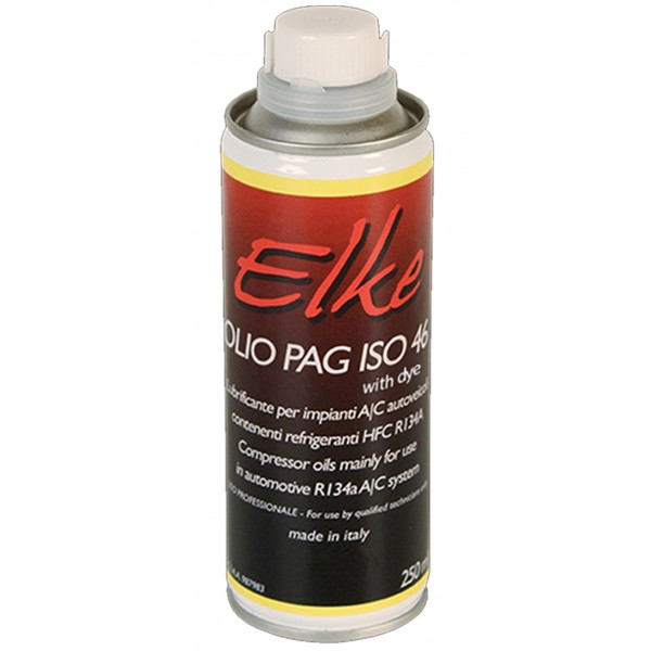 PAG 46 Oil With Dye R134a – 250ml