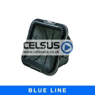 L7 15″ Square Dual Voice Coil Subwoofer – 4 Ohm