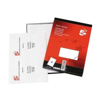 Laser Address Labels – 200 x 144mm – Pack of 200