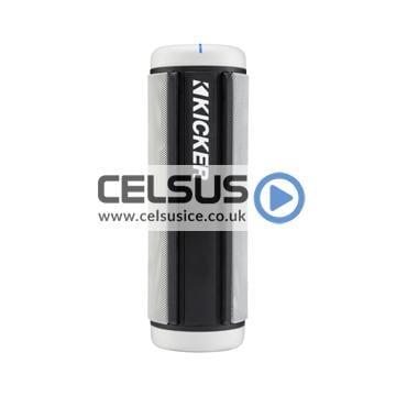 KPw2 Portable Waterproof Bluetooth Speaker – White