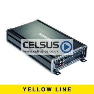 IQ 1000W 5 Channel Class D System Amplifier