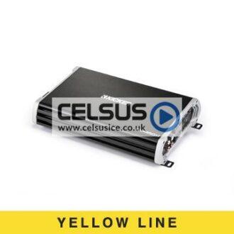 DX 250W 4 Channel Class D Full-Range Amplifier