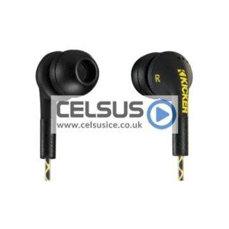 EB Microfit In-Ear Monitors with Mic & Remote – Black