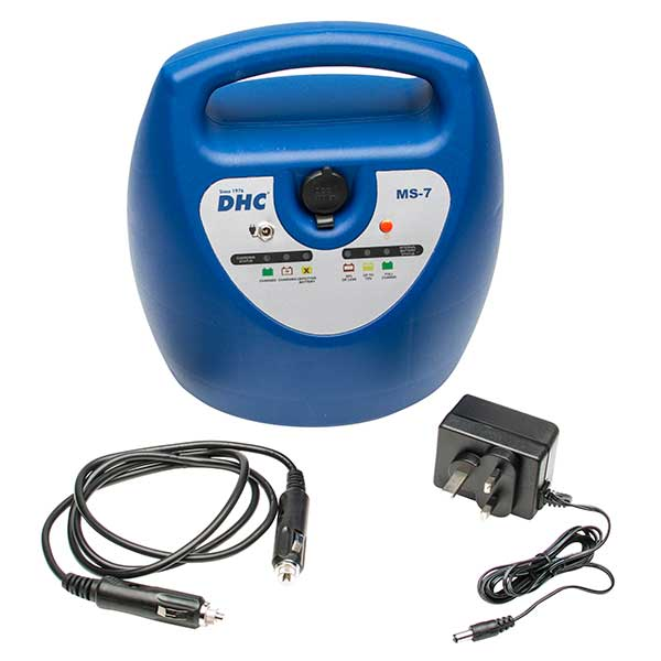 DHC DHC PROFESSIONAL MEMORY SAVER WITH BACK UP BATTERY