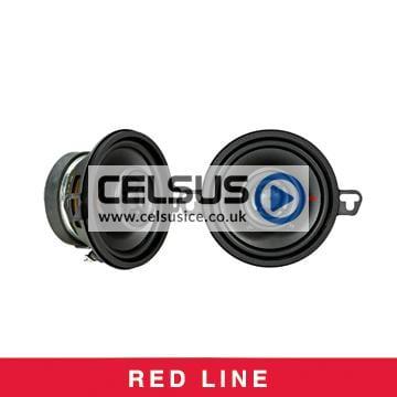 KS 3.5″ (89 mm) Coaxial Speaker System