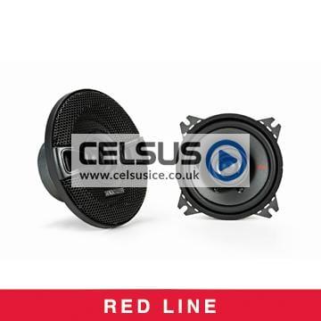 KS 4″ (100 mm) Coaxial Speaker System
