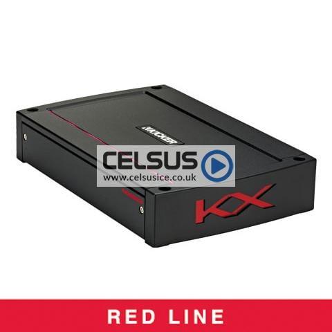 KX 1200w 2 Channel Class D Full-Range Amplifier