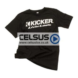 Kicker 14oz Wake Up Mug – Yellow & Black lettering