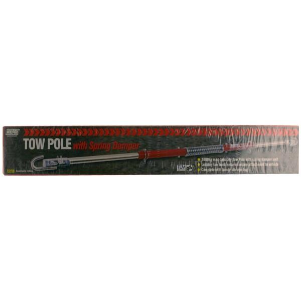 Telescopic Tow Pole – 1.8m – 1800kg