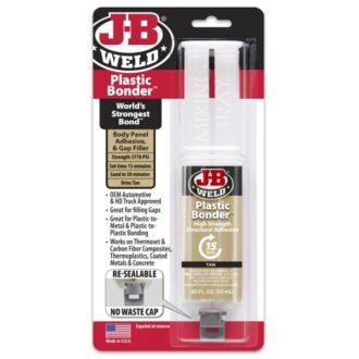 J-B Weld Clear Weld Epoxy Syringe – Pack of 6