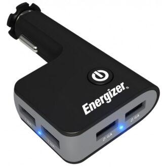 Quad USB Charger – 12V – 1A & 2.4A