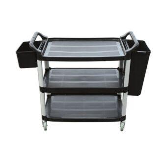 Plastic Service Cart – 3 Tier