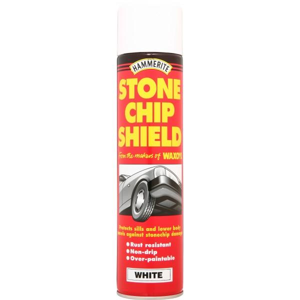 Stonechip Shield – White – 600ml