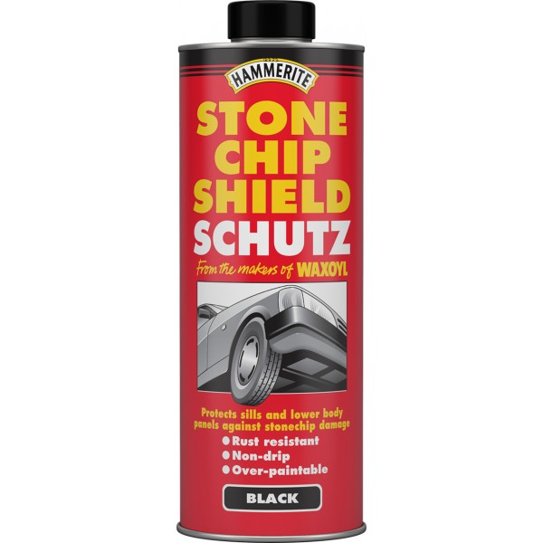 Stone Chip Shield – Black – 1 Litre