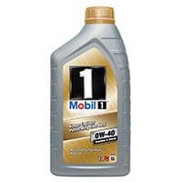 Mobil 1 FS Engine Oil – 0W-40 1Ltr