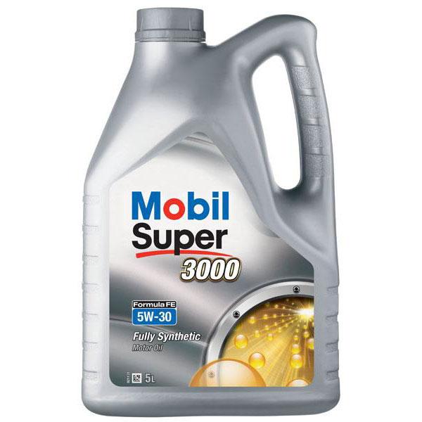 Mobil Super 3000 X1 FE Engine Oil – 5W-30 – 5ltr