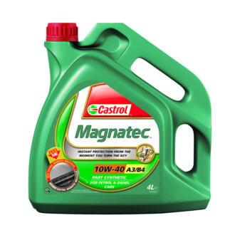 Castrol Magnatec (A3/B4) Engine Oil – 10W-40 – 4ltr