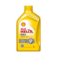 Shell Helix HX5 15W-40 – 1Ltr