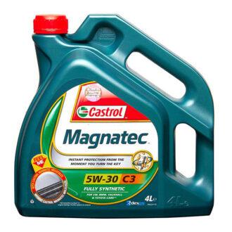 Castrol Magnatec (C3) Engine Oil – 5W-30 – 4ltr
