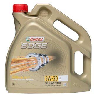 Castrol Edge Long Life Engine Oil – 5W-30 – 4ltr