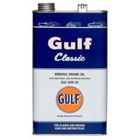 Gulf Classic Engine Oil – 20W-50 – 5ltr