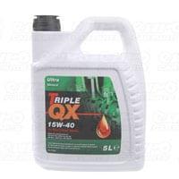 TRIPLE QX Mineral Engine Oil – 15W-40 – 5ltr