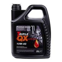 TRIPLE QX Semi Synthetic Diesel Engine Oil – 10W-40 – 5ltr